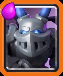 мегаминьон clash royale
