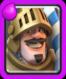 принц clash royale