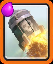 Ракета clash royale